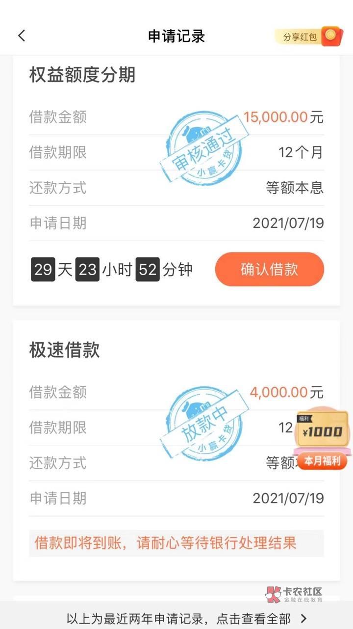 资质黑证信烂,申请什么都是拒,没想到今天到账400036 / 作者:aa4852369 /